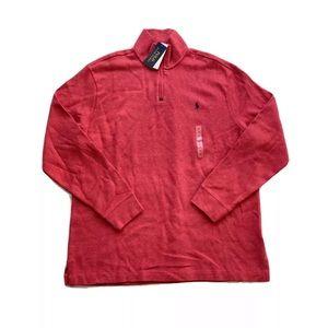 Polo Ralph Lauren 1/4 Zip Pullover Sweater